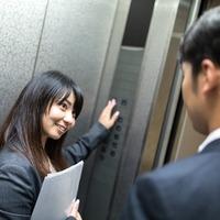エレベーターの立ち位置で分かる恋愛心理