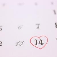 14日のデート