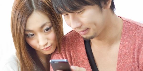 束縛派の恋人は、携帯電話をロックしただけで激怒カモ…。